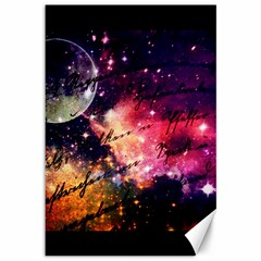 Letter From Outer Space Canvas 12  X 18   by augustinet