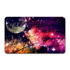 Letter From Outer Space Magnet (rectangular) by augustinet
