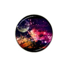 Letter From Outer Space Hat Clip Ball Marker (4 Pack) by augustinet