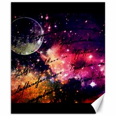 Letter From Outer Space Canvas 8  X 10  by augustinet