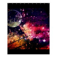 Letter From Outer Space Shower Curtain 60  X 72  (medium)  by augustinet