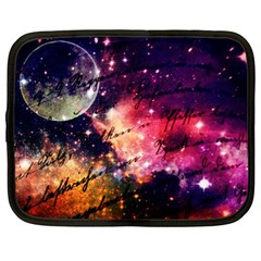 Letter From Outer Space Netbook Case (xl)  by augustinet