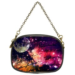 Letter From Outer Space Chain Purses (one Side)