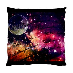 Letter From Outer Space Standard Cushion Case (two Sides) by augustinet
