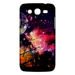 Letter From Outer Space Samsung Galaxy Mega 5 8 I9152 Hardshell Case  by augustinet