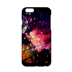 Letter From Outer Space Apple Iphone 6/6s Hardshell Case by augustinet