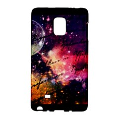 Letter From Outer Space Galaxy Note Edge by augustinet