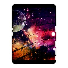 Letter From Outer Space Samsung Galaxy Tab 4 (10 1 ) Hardshell Case  by augustinet