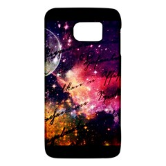 Letter From Outer Space Galaxy S6 by augustinet
