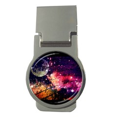 Letter From Outer Space Money Clips (round)  by augustinet