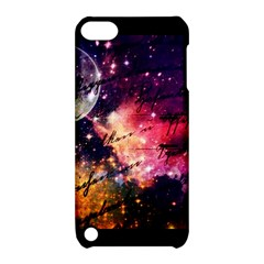 Letter From Outer Space Apple Ipod Touch 5 Hardshell Case With Stand by augustinet