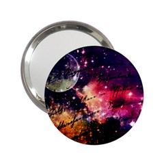 Letter From Outer Space 2 25  Handbag Mirrors by augustinet