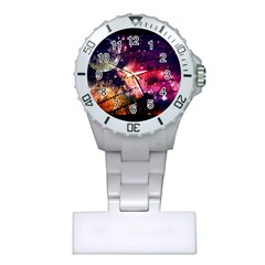 Letter From Outer Space Plastic Nurses Watch by augustinet