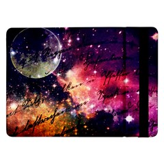 Letter From Outer Space Samsung Galaxy Tab Pro 12 2  Flip Case by augustinet