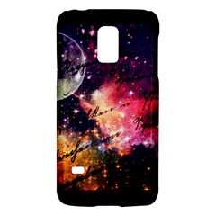 Letter From Outer Space Galaxy S5 Mini by augustinet