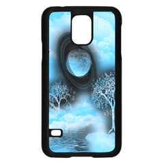 Space River Samsung Galaxy S5 Case (black) by augustinet