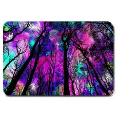 Magic Forest Large Doormat  by augustinet