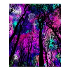 Magic Forest Shower Curtain 60  X 72  (medium)  by augustinet