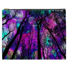 Magic Forest Cosmetic Bag (xxxl)  by augustinet