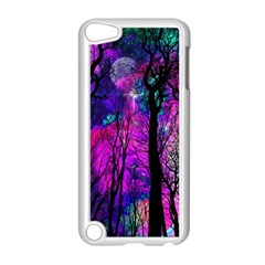 Magic Forest Apple Ipod Touch 5 Case (white) by augustinet