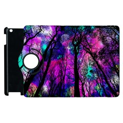Magic Forest Apple Ipad 3/4 Flip 360 Case by augustinet