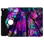 Magic forest Apple iPad Mini Flip 360 Case Front