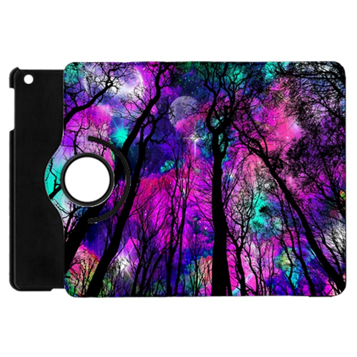 Magic forest Apple iPad Mini Flip 360 Case
