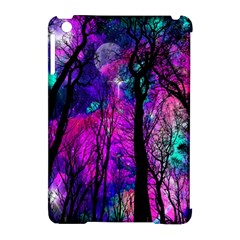 Magic Forest Apple Ipad Mini Hardshell Case (compatible With Smart Cover) by augustinet