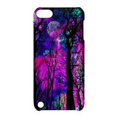 Magic Forest Apple Ipod Touch 5 Hardshell Case With Stand by augustinet