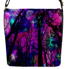 Magic Forest Flap Messenger Bag (s) by augustinet