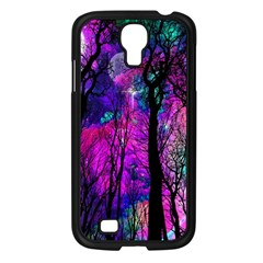 Magic Forest Samsung Galaxy S4 I9500/ I9505 Case (black) by augustinet