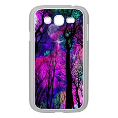 Magic Forest Samsung Galaxy Grand Duos I9082 Case (white) by augustinet