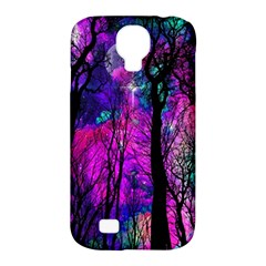 Magic Forest Samsung Galaxy S4 Classic Hardshell Case (pc+silicone) by augustinet