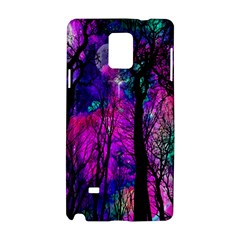 Magic Forest Samsung Galaxy Note 4 Hardshell Case by augustinet