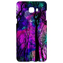 Magic Forest Samsung C9 Pro Hardshell Case  by augustinet