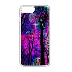 Magic Forest Apple Iphone 8 Plus Seamless Case (white) by augustinet