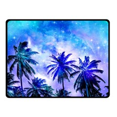 Summer Night Dream Fleece Blanket (small) by augustinet