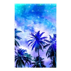 Summer Night Dream Shower Curtain 48  X 72  (small)  by augustinet