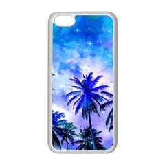 Summer Night Dream Apple Iphone 5c Seamless Case (white) by augustinet