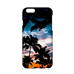 Palm Trees Summer Dream Apple Iphone 6/6s Hardshell Case by augustinet