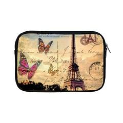 Vintage Paris Carte Postale Apple Ipad Mini Zipper Cases by augustinet