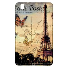 Vintage Paris Carte Postale Samsung Galaxy Tab Pro 8 4 Hardshell Case by augustinet