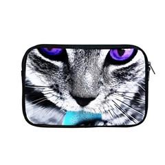 Purple Eyes Cat Apple Macbook Pro 13  Zipper Case by augustinet