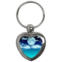 Dreamy Night Key Chains (heart)  by augustinet