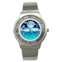 Dreamy Night Stainless Steel Watch by augustinet