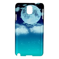 Dreamy Night Samsung Galaxy Note 3 N9005 Hardshell Case by augustinet
