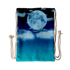 Dreamy Night Drawstring Bag (small) by augustinet
