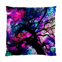 Star Field Tree Standard Cushion Case (two Sides) by augustinet