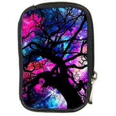 Star Field Tree Compact Camera Cases by augustinet