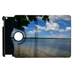 Isla Puerto Rico Apple Ipad 3/4 Flip 360 Case by sherylchapmanphotography